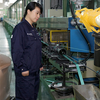 My story in a big manufacturing company